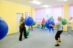Cvičení pro dialyzované a transplantované v roce 2017